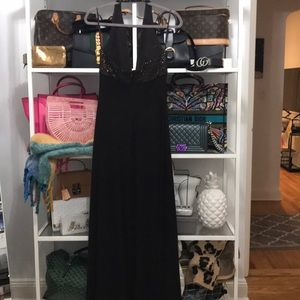 Laundry By Shelli Segal Dresses - WEDDING SEASON LAUNDRY Brown Beaded Sequin Gown